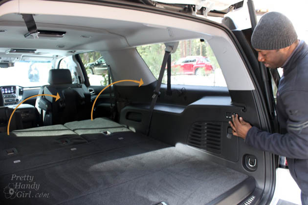 GMC Denali Dream Drive - HGTV Home Tour 2014   Pretty Handy Girl