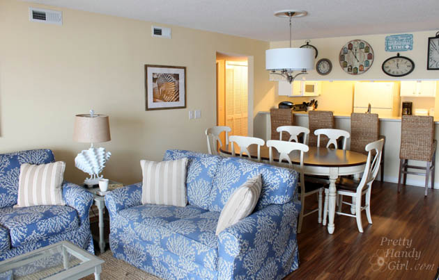 Topsail Beach Condo Renovation Pretty Handy Girl