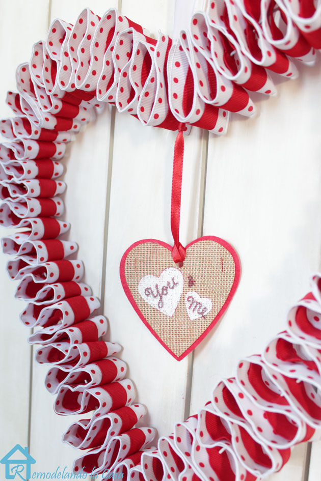 double ribbon heart wreath 2