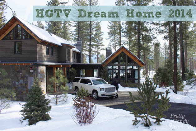 The Denali Dream Drive tour of the 2014 HGTV Dream Home - Pretty ...