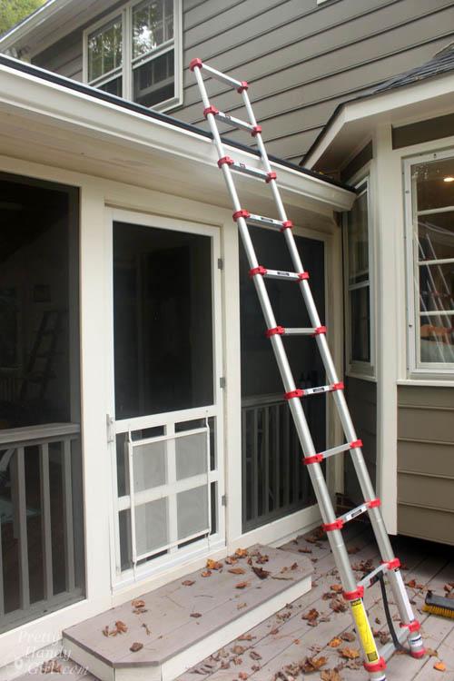 Xtend Climb Telescoping Ladder Review Pretty Handy Girl