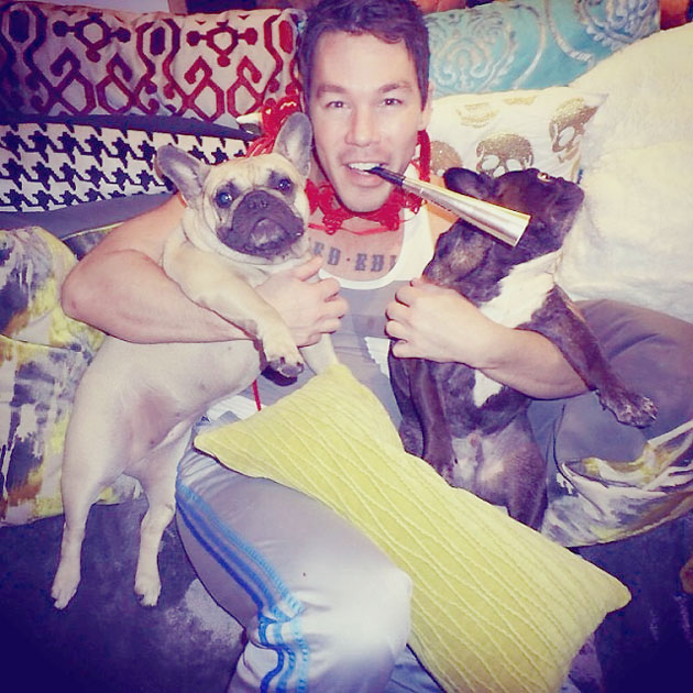 David-and-dogs