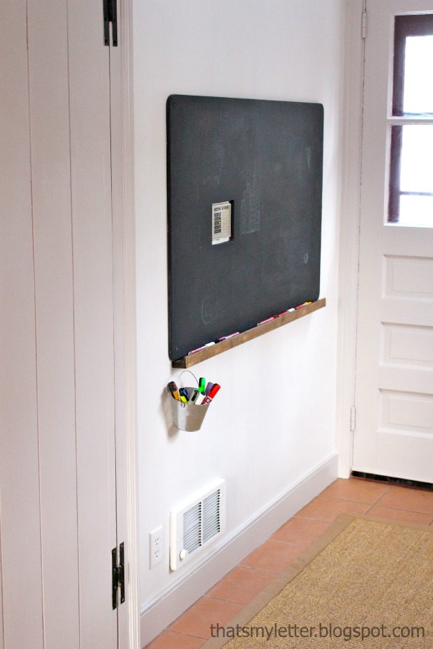 chalkboard with ledge 4