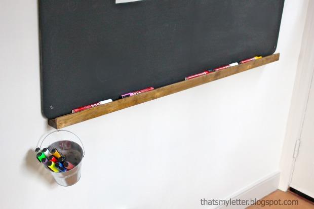 chalkboard with ledge 5