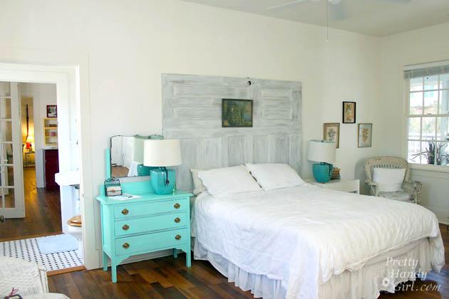 Screened Inn - Mermaid Cottages Tours | Pretty Handy Girl