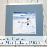 How to Cut an Art Mat Like a Pro