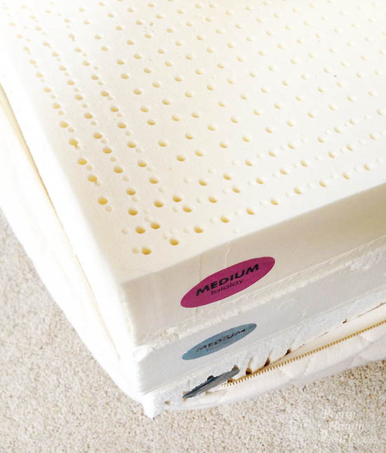 Our diy latex mattress the savvy rest serenity pretty handy girl a diy mattress how i chose a savvy rest mattress pretty handy girl solutioingenieria Image collections