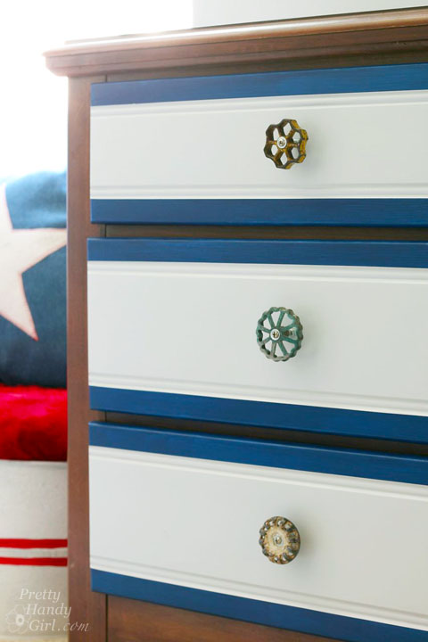 Spigot Handle Drawer Pulls