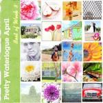#PrettyWaterlogueApril Best of Week 3