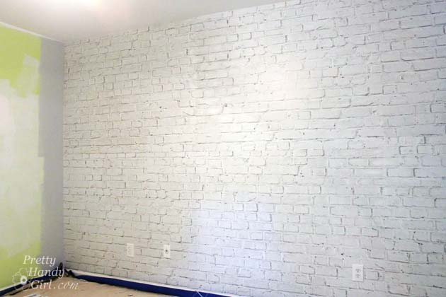 How to Install Brick Wallpaper Mural