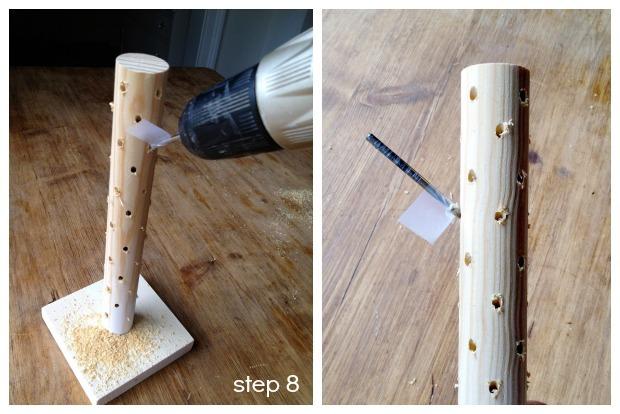 lollipop stand step 8
