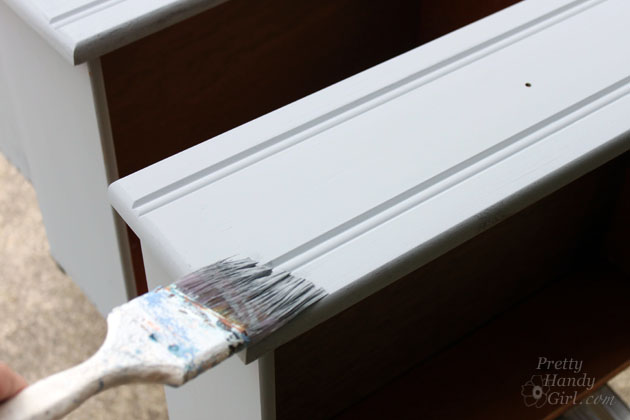 Easy Added Color to a Dresser   Pretty Handy Girl