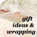 gift ideas and gift wrapping=