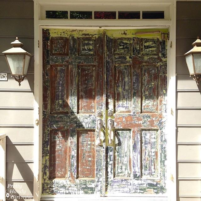 How To Strip Paint Off Metal Front Door