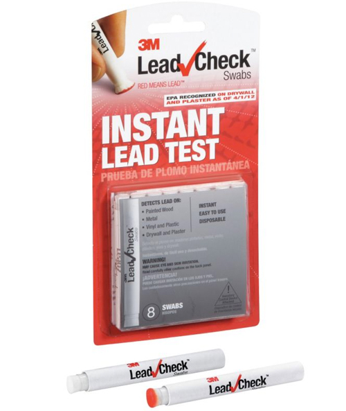 Lead check Instant Lead Test   Pretty Handy Girl