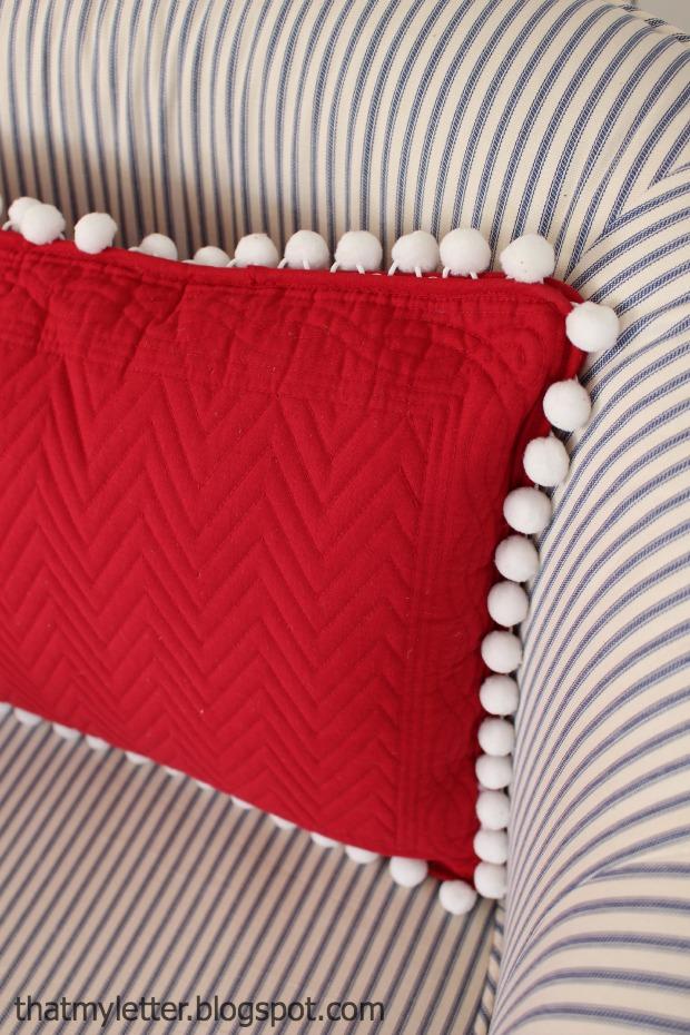 pom pom pillow 5