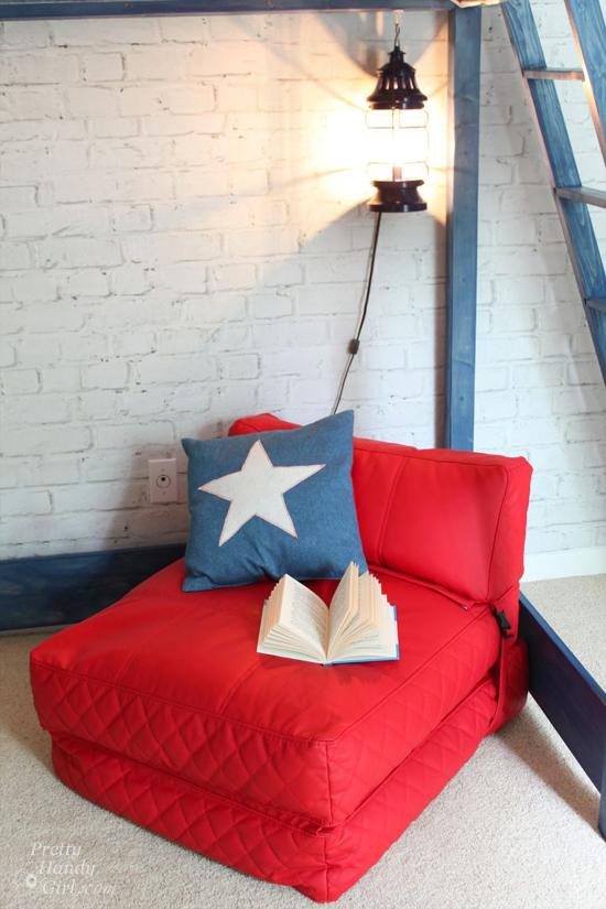 DIY Loft Bed   Pretty Handy Girl