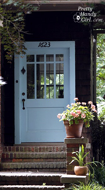 32 Colorful Doors To Adore Pretty Handy Girl