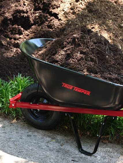 True Temper Total Control Wheelbarrow