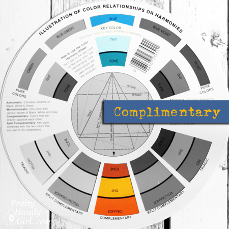 Complimentary Colors | | Pretty Handy Girl