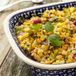 Best Corn Salsa Recipe | Pretty Handy Girl