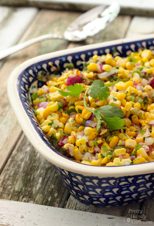 Best Corn Salsa Recipe   Pretty Handy Girl