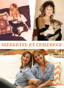 Separated at Childhood | Pretty Handy Girl & The Space Between blogs