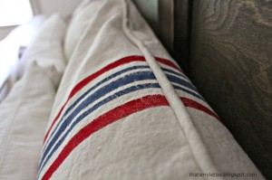 striped euro shams 1