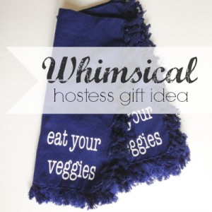 hostess gift idea sq