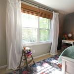 Easy and Inexpensive Romantic Curtains | Pretty Handy Girl