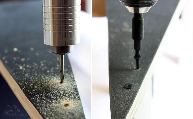 pre-drill-holes
