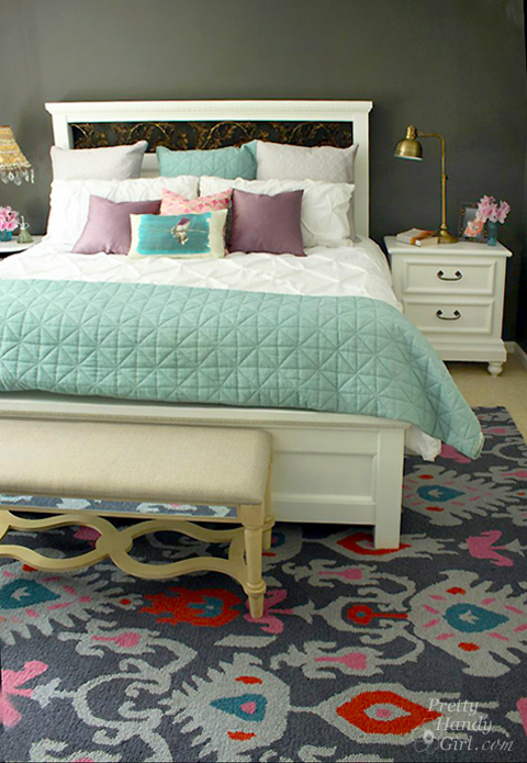 Master Bedroom Reveal | Pretty Handy Girl