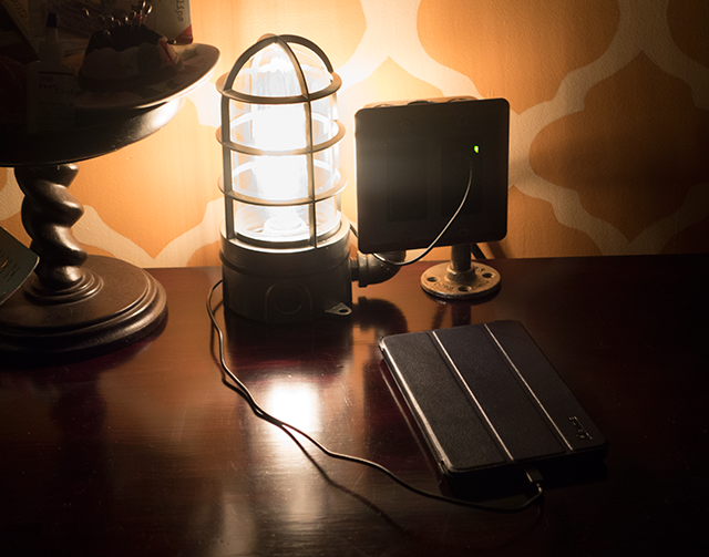 Industrial Charging Station Light
