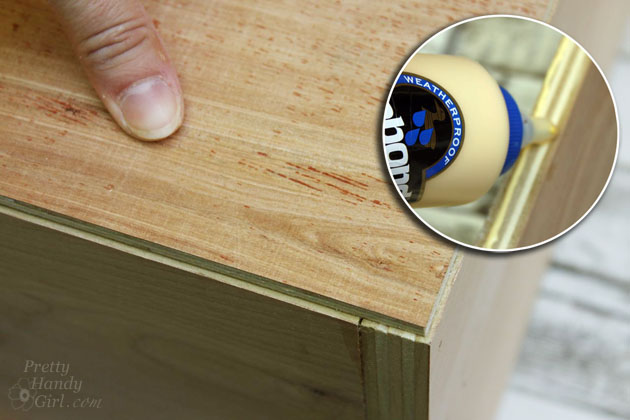 How to Build Custom Rustic Crates | Pretty Handy Girl