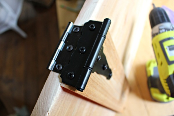 interior cedar shutters step 6