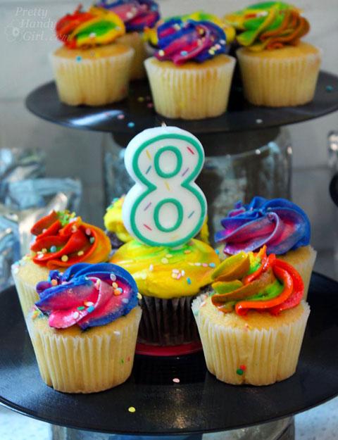 Rock n' Roll Birthday Party   Pretty Handy Girl