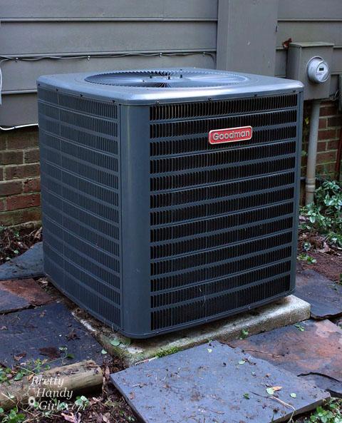 Is Your HVAC Choking?   Pretty Handy Girl