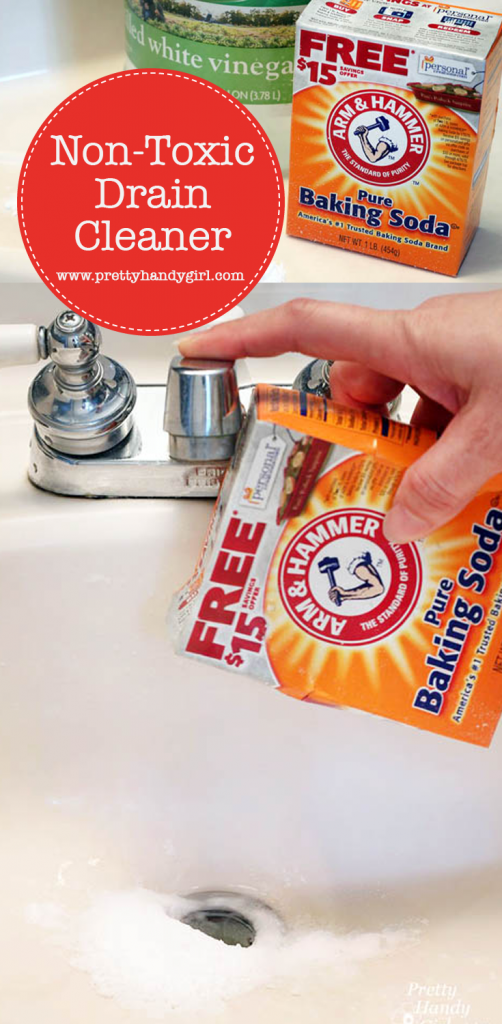 baking soda cleaning use