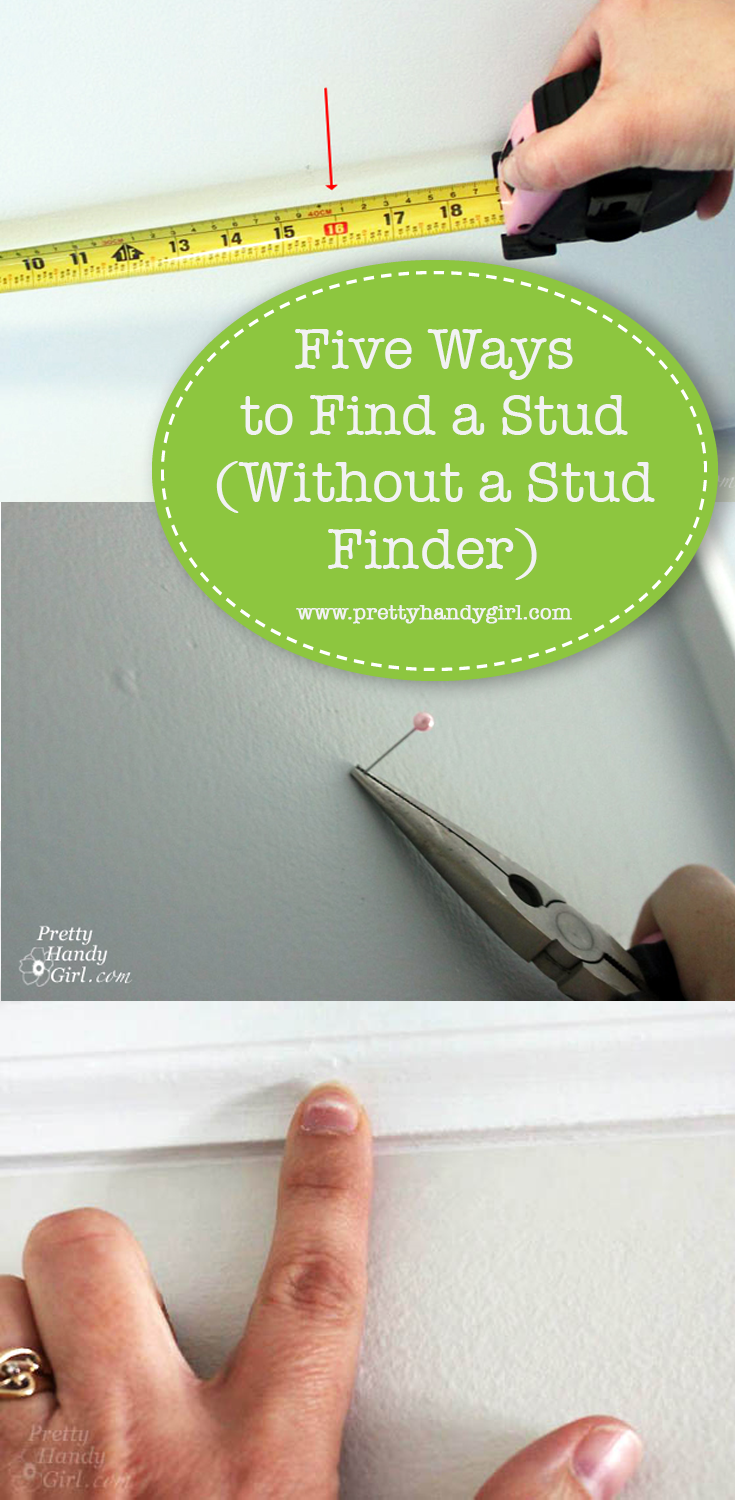 Lighting Basement Washroom Stairs: 5 Ways To Find A Stud (without A Stud Finder