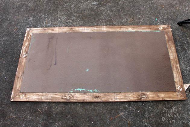 Build Your Own Giant Chalkboard   Pretty Handy Girl