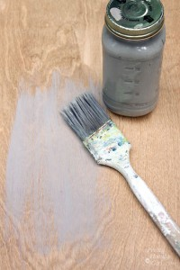 Gray Restoration Hardware Stain Recipe | Pretty Handy Girl