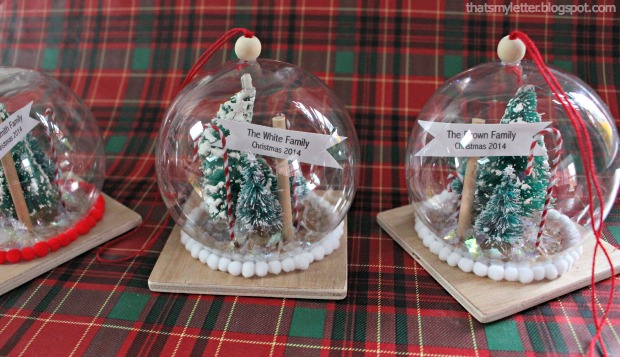 snowglobe ornament 1