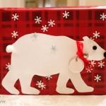 Polar Bear Gift Wrap