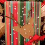 Rudolph Gift Wrap