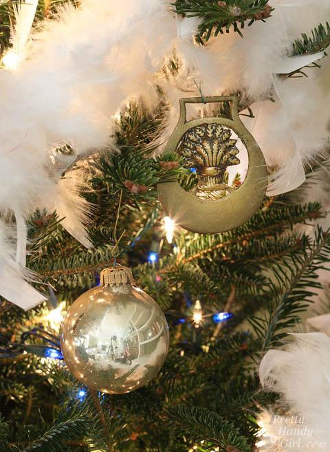 Starry Night Christmas Tree   Pretty Handy Girl