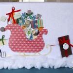 Sleigh Gift Wrap