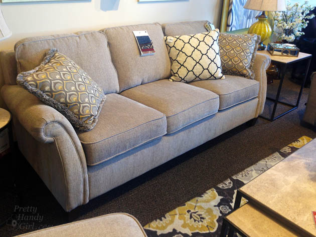 La Z Boy Living Room Decisions | Pretty Handy Girl