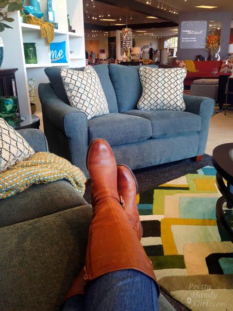 La Z Boy Living Room Decisions Pretty Handy