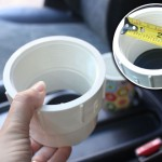 Auto Cup Holder Extender   Pretty Handy Girl