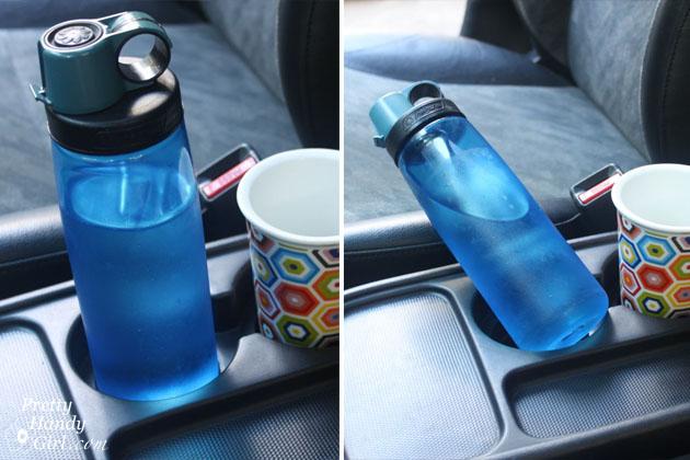 Auto Cup Holder Extender | Pretty Handy Girl